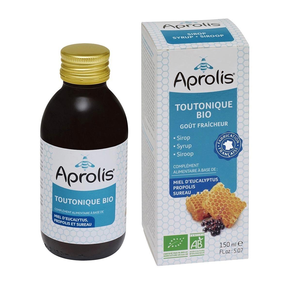 APROLIS Toutonique 150ml Bio - Aprolis