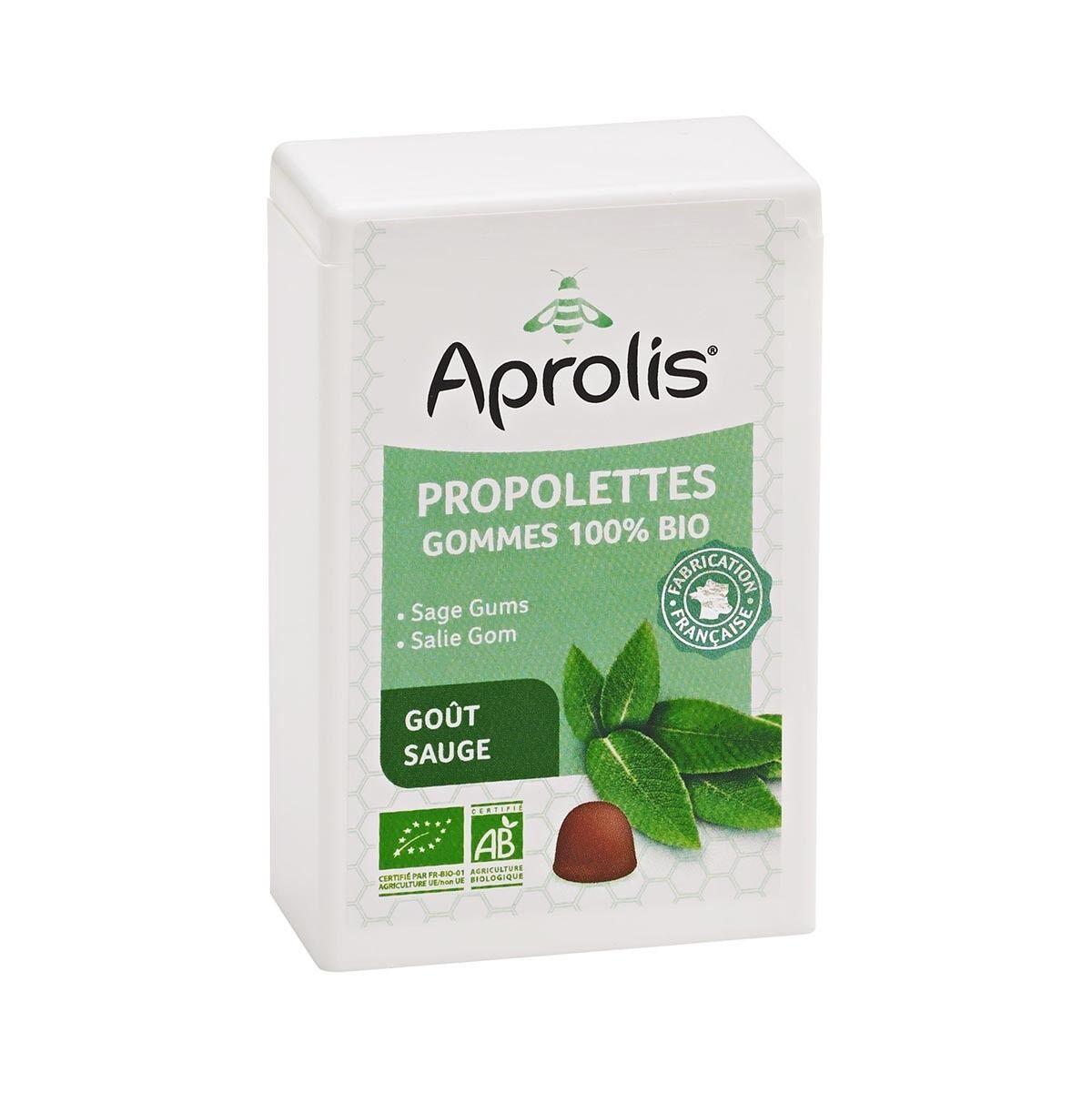 APROLIS Propolettes Sauge 50g Bio - Aprolis