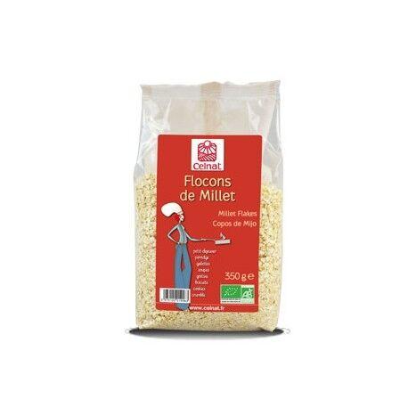 CELNAT Flocons de Millet, Celnat, 350g