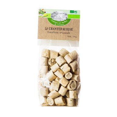 Les Délices De Sarah Croutons herbes de provence 100g--la chanteracoise
