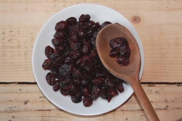 Plaisirs De Fruits Cranberrie réhydratée bio