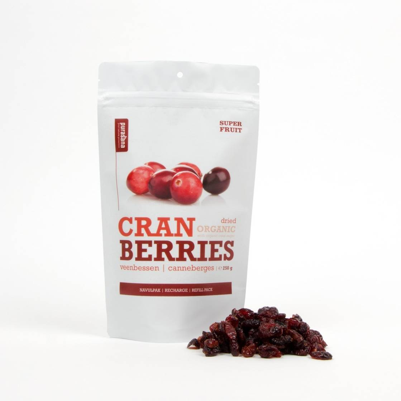 Santé Détox Canneberges (Cranberries) Bio