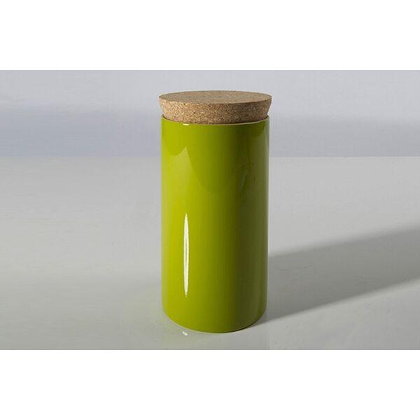 BIBOL - Boîte À Thé En Bambou Laqué - CHAI Olive