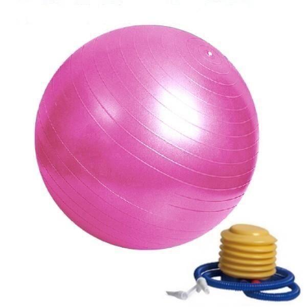 Sun Ballon de Yoga / Fitness Taille S 55 cm Rose