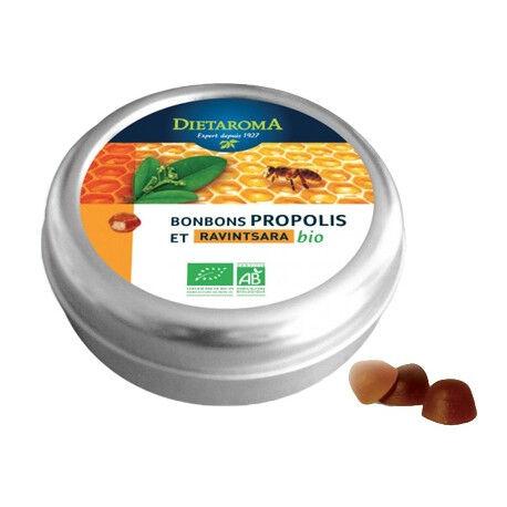 DIETAROMA BONBONS Propolis & Ravintsara Bio