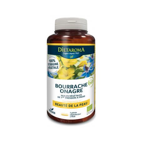 DIETAROMA BOURRACHE ONAGRE Bio