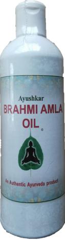 CENTIFOLIA Huile de massage ayurvédique Brahmi Amla - 200 ml