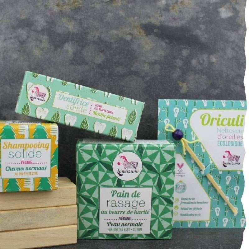 Silex, Beau/brut/naturel Coffret cadeau Zéro déchet L'EXEMPLAIRE n°3