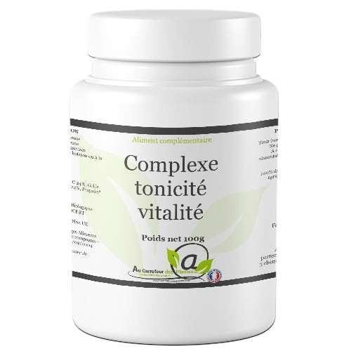 ECOCERT Complexe tonicité vitalité bio 100g