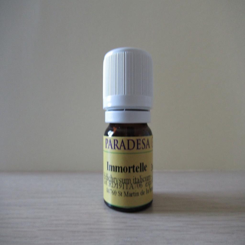 Arom'nature Conseil huile essentielle BIO immortelle (hélichryse italienne) 3 ml