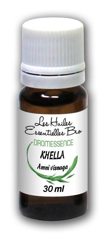 Dromessence Huile essentielle de Khella BIO (Amni visnaga) 30 ml DROMESSENCE