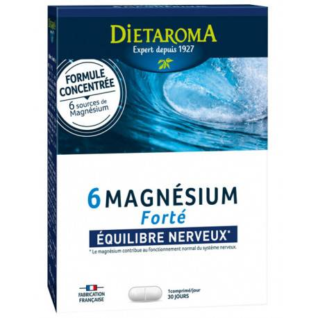 DIETAROMA MAGNESIUM 6 Forté