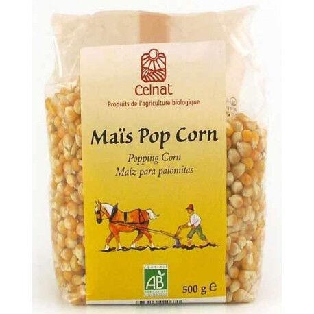 CELNAT Mais Pop corn, Celnat, 500g