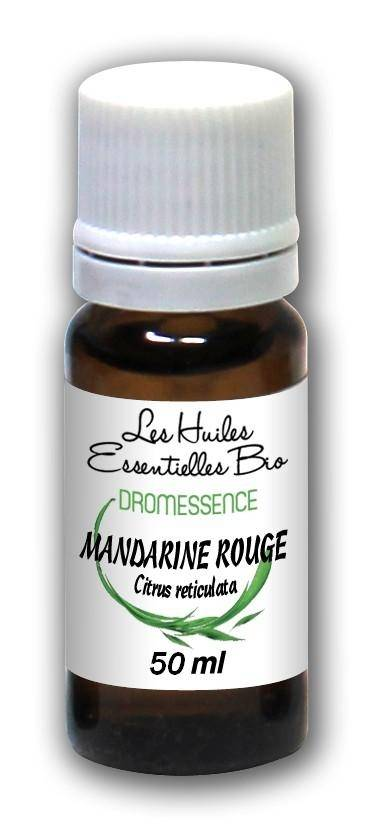 Dromessence Huile essentielle Mandarine rouge BIO 50 ml DROMESSENCE