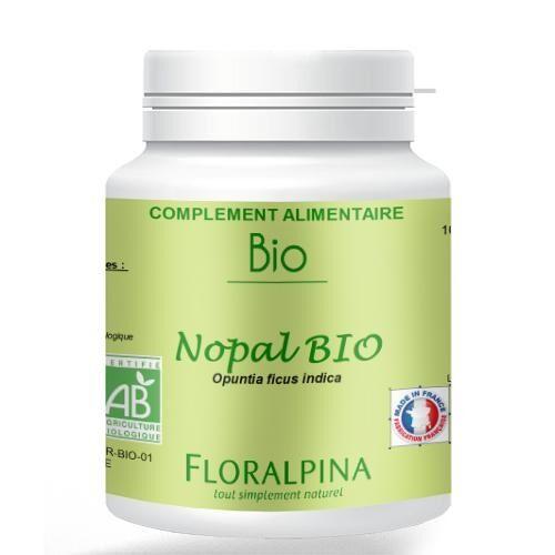 ECOCERT Nopal bio 120 gélules
