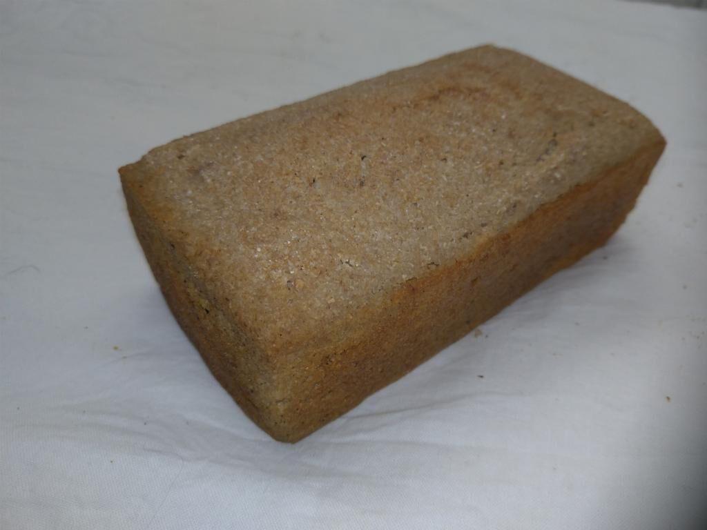 Sas Heimdal Pain sans gluten farine de riz et sarrasin