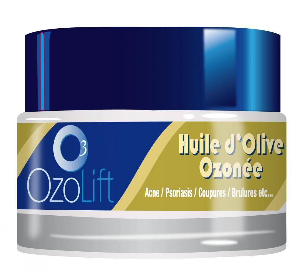 Perfect Health Solutions Huile d'Olive Ozonée - Agit contre les problèmes de peau -...
