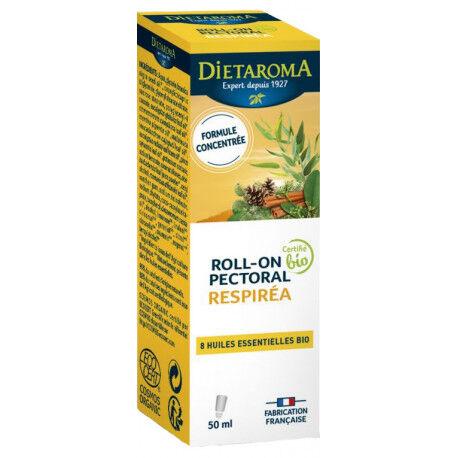 DIETAROMA RESPIREA Roll-On Pectoral