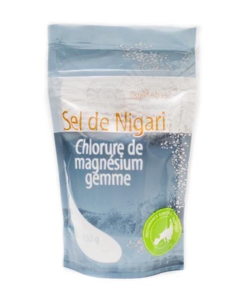 ECODIS Sel de Nigari - 150g - chlorure de magnésium gemme - Ecodis