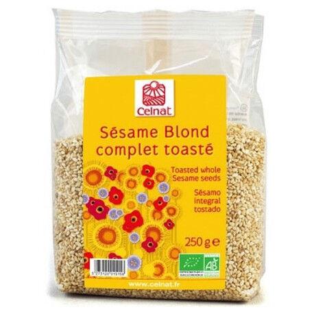 CELNAT SESAME BLOND Complet Toasté