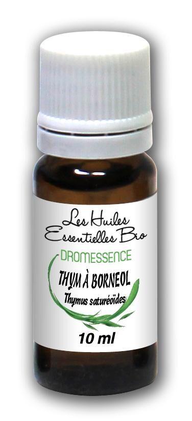 Dromessence Huile essentielle Thym à borneol BIO 10 ml DROMESSENCE