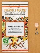 Dromessence Tisane à sucer Biopastille Reine des près / mandarine