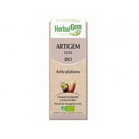 HERBALGEM Artigem Bio - 50ml - HerbalGem