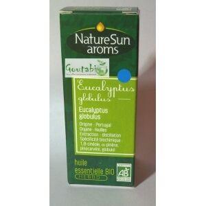 ECOCERT Eucalyptus Globulus Huile Essentielle Bio 30 ml