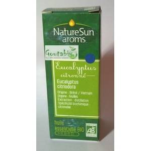 ECOCERT Eucalyptus Citronné Huile Essentielle Bio 30 ml