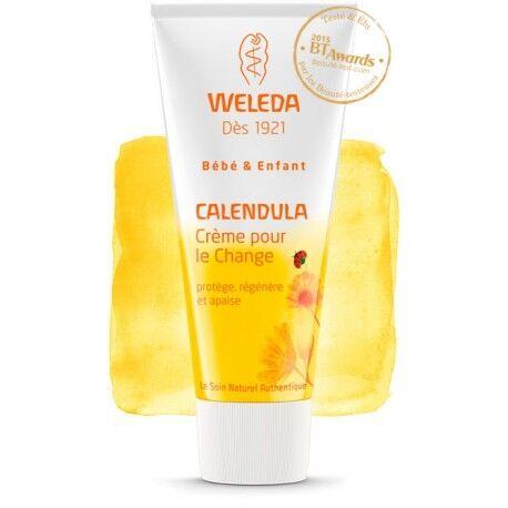 WELEDA Crème pour le Change au Calendula 75ml-Weleda