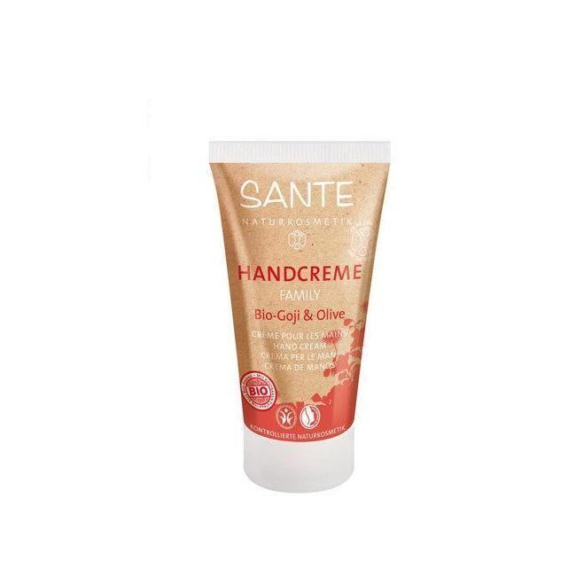 Clairenature SANTE NATURKOSMETIK - Crème pour les mains bio Goji et Olive 30ml