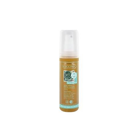 LOGONA Spray Coiffant Résines Végétales 150mL-LOGONA