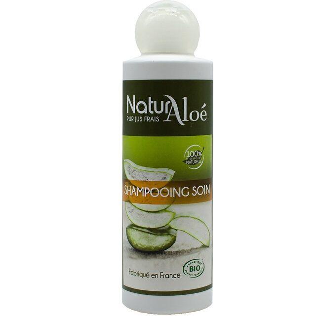 ECOCERT NATURALOE - Shampoing soin bio à l'Aloe vera 200ml