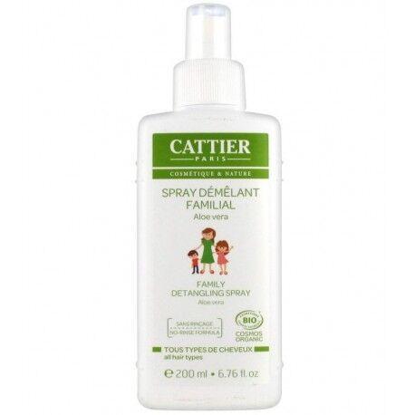 CATTIER Spray Démêlant Familial - 200ml - CATTIER