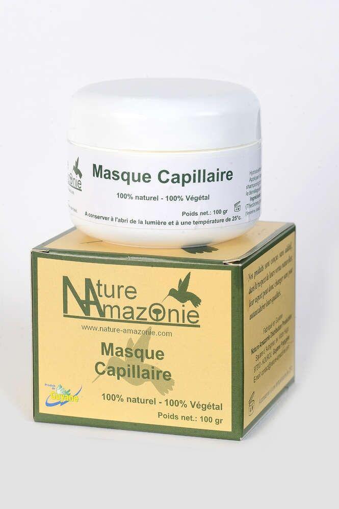 Nature Amazonie Distribution Production Baume capillaire réparateur