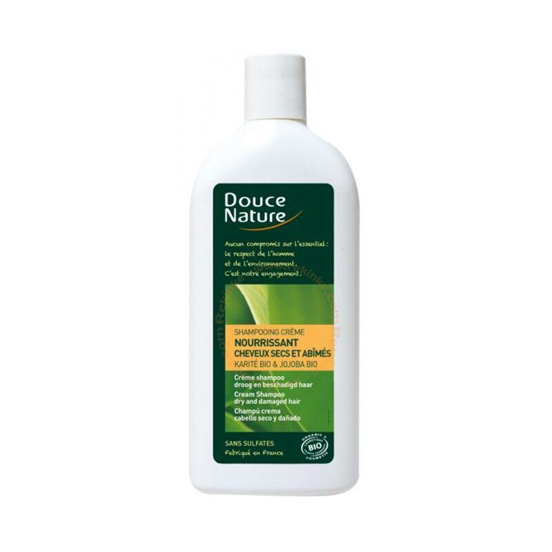 DOUCE NATURE Shampoing crème nourissant bio