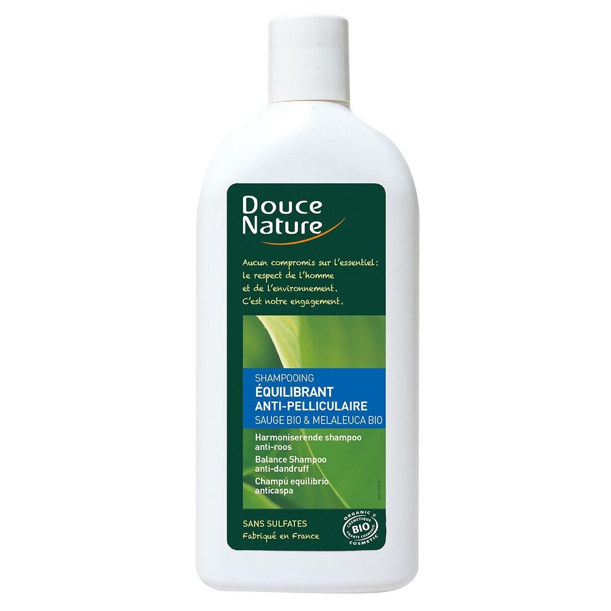 DOUCE NATURE Shampoing équilibrant bio
