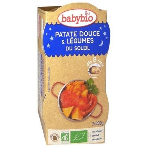 BABYBIO Patate Douce et Légumes ...