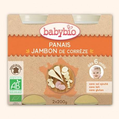 BABYBIO Pomme de Terre, Petits P...