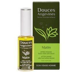 ECOCERT Matin - fluide noble après-rasage bio - douces angevines - 15 ml
