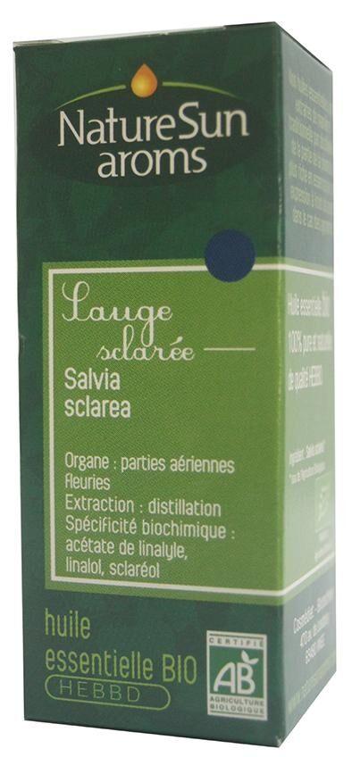 SALVIA SAUGE SCLAREE - Salvia sclarea -10 ml-
