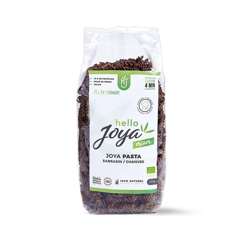 Green Leaf Company Pâtes Bio Sarrasin / Chanvre Hello Joya
