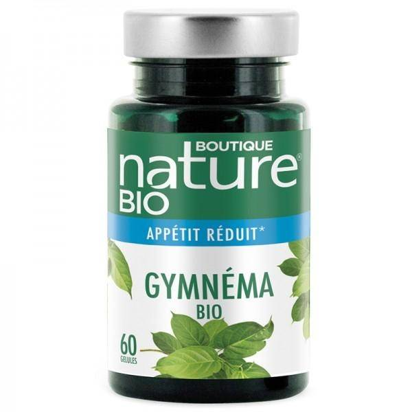 BOUTIQUE NATURE GYMNEMA BIO -  60 gelules - Boutique Nature