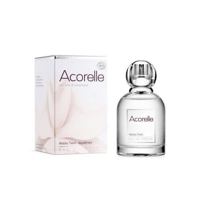 ACORELLE - Eau de Parfum Bio Absolu Tiaré 50ml
