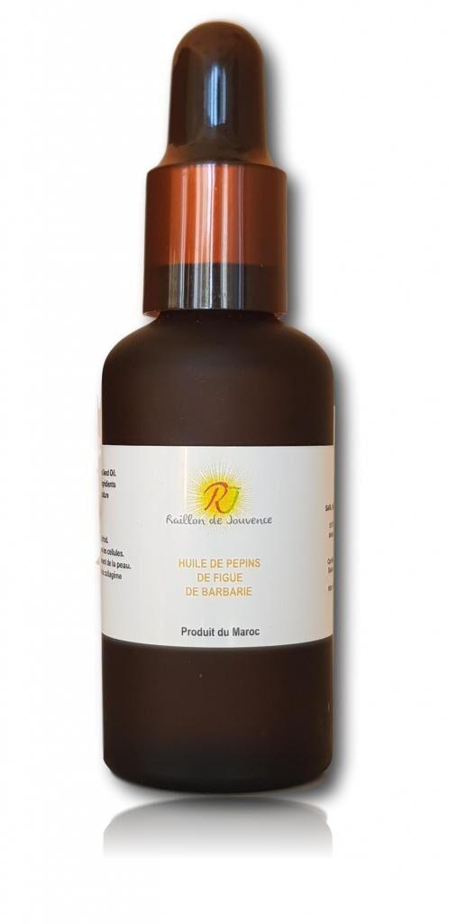 Raillon De Jouvence huile de pepins de figues de barbarie 50 ml