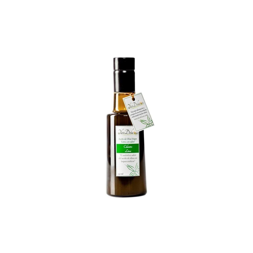 Les Essentiels D'isabelle Huile d'olive saveur coriandre et citron vert 250 ml