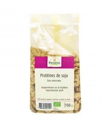 PRIMÉAL Protéines de Soja texturées bio & vegan