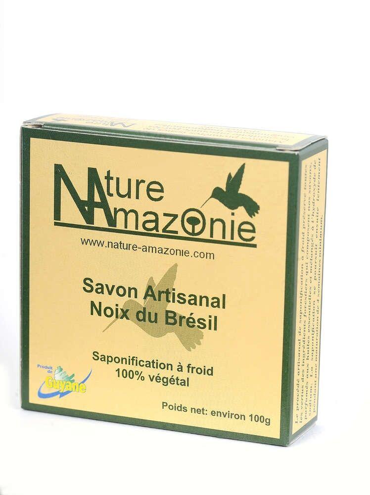 Nature Amazonie Distribution Production Savon artisanal Noix du Brésil