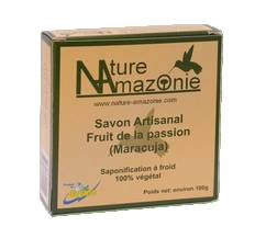 Nature Amazonie Distribution Production Savon artisanal Maracuja-Fruits de la Passion