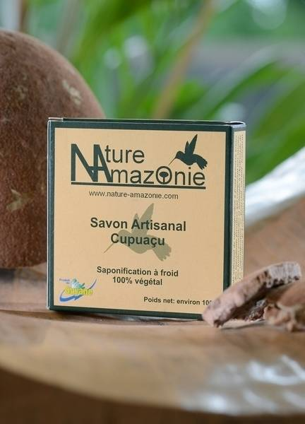 Nature Amazonie Distribution Production Savon artisanal Cupuaçu